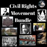 Civil Rights Movement Bundle