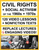 Civil Rights Movement Complete Unit