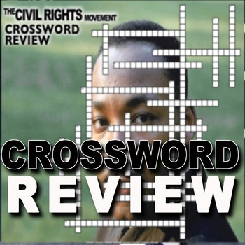 Civil Rights Movement Crossword Puzzle Review