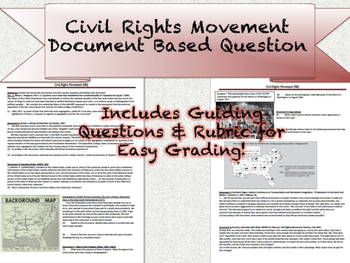 Civil Rights Movement DBQ