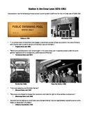 Civil Rights Movement Introduction Lesson Plan with Stations