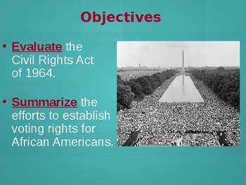 Civil Rights Movement Introduction Part 2- Challenging Segregation