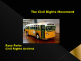 Civil Rights Movement - Key Figures - Rosa Parks