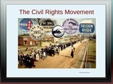 Civil Rights Movement Main Events