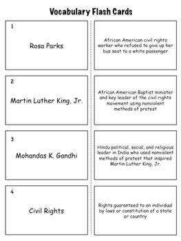 Civil Rights Movement: Montgomery Bus Boycott