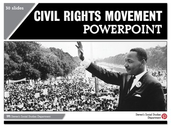 Civil Rights Movement PPT