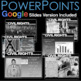 Civil Rights Movement PowerPoint with Video clips & Presen