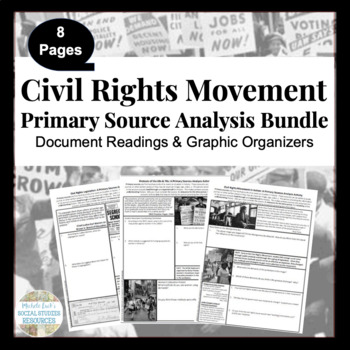 an analysis and the history of the civil rights movement in the united states American history has been marked by persistent and determined efforts to expand the scope and inclusiveness of civil rights although equal rights for all were affirmed in the founding.