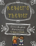 "Civil Rights Movement Reader's Theater (""I Have a Dream..."