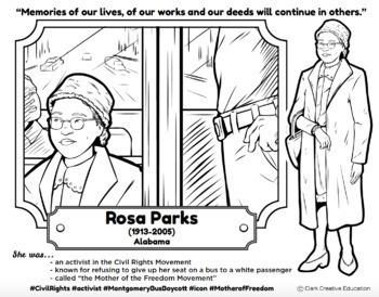 Civil Rights Movement -- U.S. History Curriculum Unit Bundle