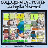 Black History Month - Civil Rights Movement a Collaborativ