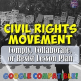 Civil Rights Movement and Resistance Lesson Plan