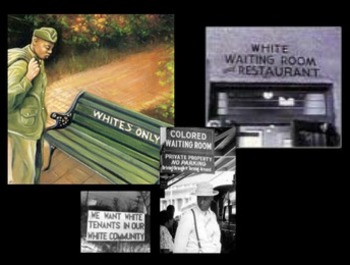 Civil Rights Movement in Pictures