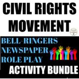Civil Rights Movement Activities
