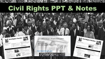 Civil Rights PPT & Notes