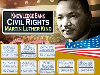 Civil Rights Part 3 (Martin Luther King) Digital Knowledge Bank