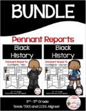 Civil Rights Pennant Report Bundle ~ Black History
