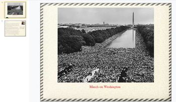 Civil Rights Postcard (Google Classroom) + Bonus Materials