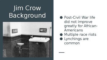 Civil Rights PowerPoint