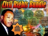 Civil Rights PowerPoint & Activity Bundle