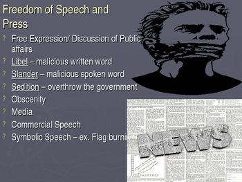 Civil Rights Powerpoint Presentation