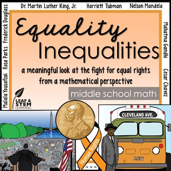 Civil Rights Project for Middle School Math