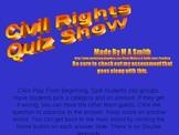 Civil Rights Quiz Show
