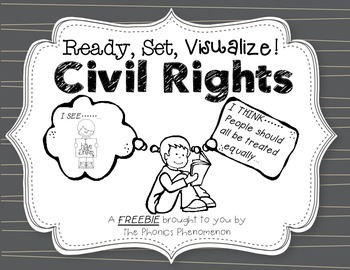 Civil Rights Quotes:  A Visualizing Activity