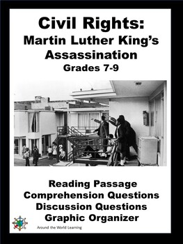 Civil Rights Reading: Assassination of Martin Luther King Jr.