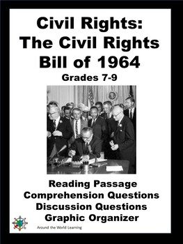 Civil Rights Reading: The Civil Rights Bill of 1964