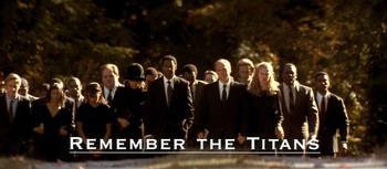 Remember the Titans-Civil Rights Unit
