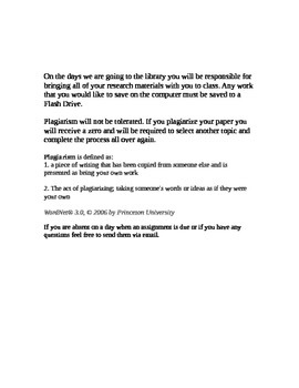 Civil Rights Research paper for 10th grade