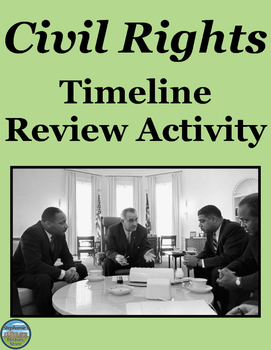 Civil Rights Timeline Review