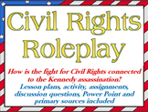 Civil Rights Roleplay Project Based Learning