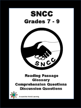 Civil Rights - SNCC - Grades 7 - 9