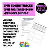 Civil Rights Soundtrack Movie Guide & Project BUNDLE