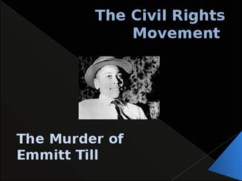 Civil Rights & The Murder of Emmitt Till