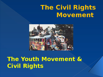 Civil Rights & The Youth Movement