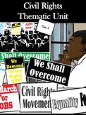 Civil Rights Thematic Unit- Day 3