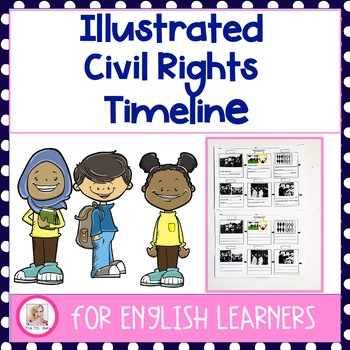 Civil Rights Timeline for English Learners