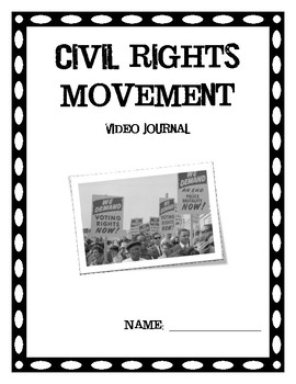 Civil Rights Video Journal