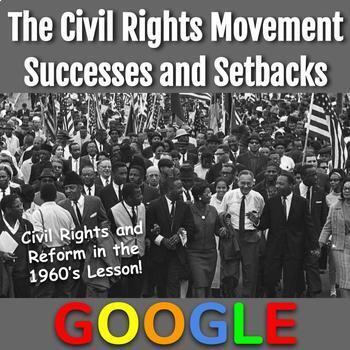 Civil Rights and Reform Lesson: Success and Setbacks