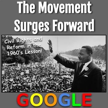Civil Rights and Reform Lesson: The Movement Surges Forward