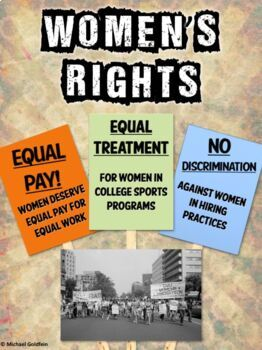 Civil Rights and Women's Rights