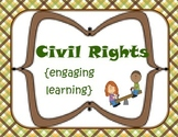 Civil Rights {engaging extras}