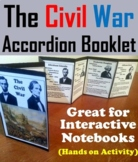Civil War Activity: Abraham Lincoln, Gettysburg, etc.