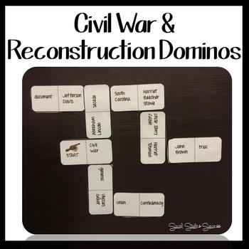 Civil War and Reconstruction Review