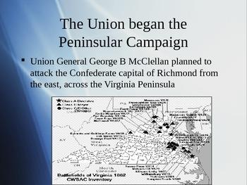 Civil War # 6 The Battles for Virginia