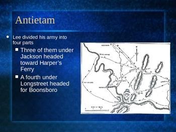 Civil War # 7 The Battle of Antietam