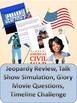 Civil War Activities: 31 Total Lessons!